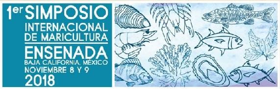 1er Simposio Internacional de Maricultura