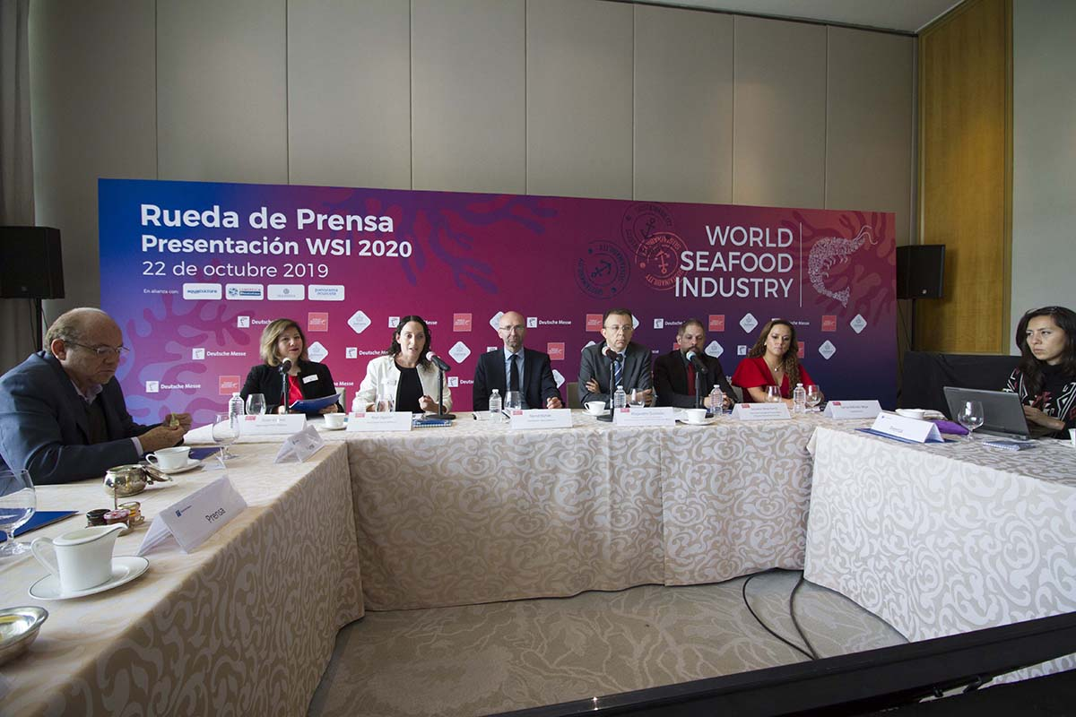 World Seafood Industry llegará a México en 2020